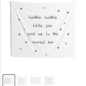 Redbubble Tapestry